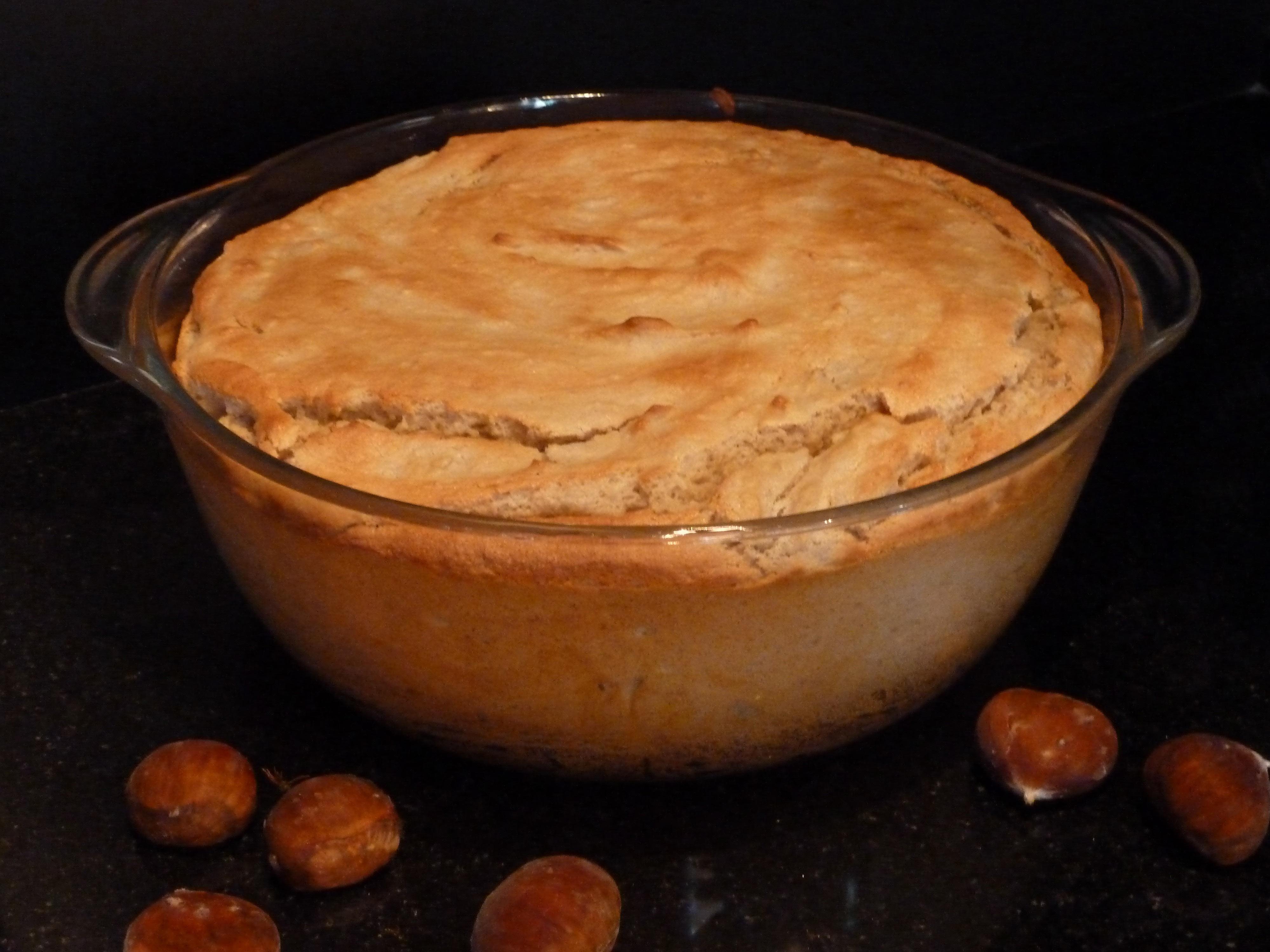 Gâteau de marrons